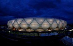 World Cup 2014: Residents Wonder How New Stadiums Will Benefit Region After Cup - NYTimes.com