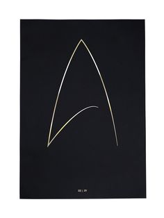 THE FINAL FRONTIER - POSTER 3/4 The Thin Gold Line - Cinematic Collection…