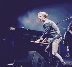 When I'm playing the piano   singing out of tune   The person I picture in my head has always been you