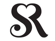 zindagi chahe apse shuru ho ya hmse hum har dua me apko shamil krenge kyuki hume apse mohabat hai S Logo Design, Wedding Logo Design, Wedding Logos, Lettering Design, Alphabet Wallpaper, Name Wallpaper, Letter Art, Letter Logo, Sr Logo