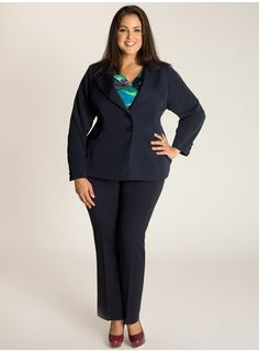 a3d30a7f2c14a Find useful styling advice for choosing plus size business clothes ...