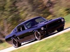 1967 Ford Mustang Fastback 'Euro Style'