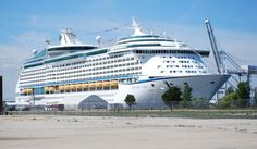 Seems like another Norovirus outbreak on a Royal Caribbean cruise ship.