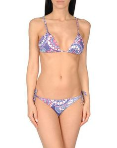 FISICO Women's Bikini Purple S INT