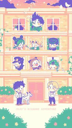 cute jojo iphone wallpaper!