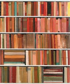 Must have in my home: Stanford Kay Book Paintings