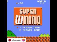 Επικό Super Mario Parody!! xaxaxaaa έλιωσα!!
