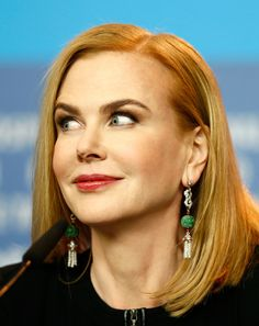 Nicole Kidman at the Queen of the Desert Press Conference, Berlin Nicole Kidman, Style And Grace, Old Hollywood, Conference, Berlin, Female Faces, Actresses, Queen, Lady