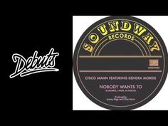 """Chico Mann """"Nobody Wants To (feat. Kendra Morris)"""" - Boiler Room Debuts"""