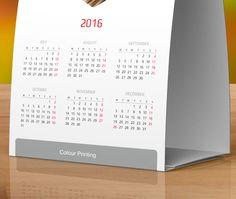 High Quality Wall & Desk Calendars. Add Birthdays, Anniversaries &10% Off - Custom Calendar. http://www.njprintandweb.com/product/desk-calendars-2016/