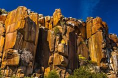 Rockfaces from Loxton, South Africa. Photo by Joggie van Staden West Coast, South Africa, Mount Rushmore, Cape, African, Mountains, Country, Holiday, Nature