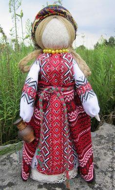 Народные куклы ручной работы. Ярмарка Мастеров - ручная работа Кукла Нарядная. Handmade.
