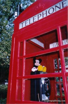 Random fun! United Kingdom Telephone Booth #'s  Right Booth: (407) 827-9861 Left Booth: (407) 827-9862   Center Booth: (407) 827-9863