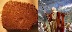 World's Earliest Alphabet Identified As Hebrew May Confirm Biblical Exodus
