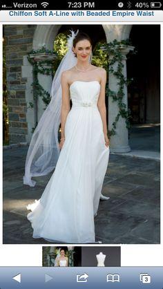 David's Bridal has some pretty amazing wedding dresses