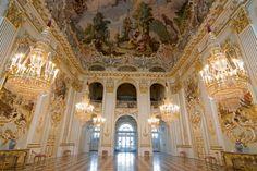 Il Palazzo Nymphenburg a Monaco di Baviera interni. - Cerca con Google