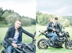 Sarah Hannes Motorrad Porträt Liebe Paar Fränkische Schweiz Shooting Bamberg Pärchen Andreas Benker Photography