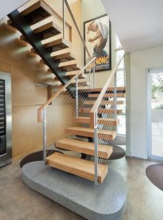 50 Amazing Staircase Ideas_17