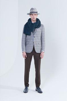 David Hart Fall-Winter 2014 Men's Collection - GQ