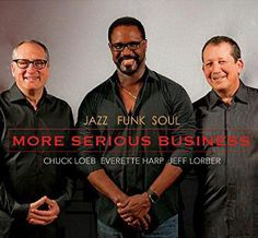 Jazz Funk Soul editan More Serious Business