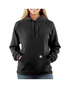 Women's Midweight Hooded Pullover Sweatshirt by Carhartt