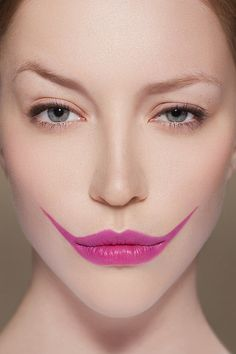 WHY do I have to be having an affair with a man who wears lipstick!?! That damn Joker!!