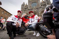 Dovizioso, Iannone Andrea Iannone, Ducati Motor, Circuit, Positivity, Optimism