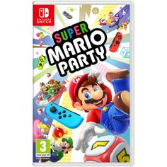 Superb Super Mario Party Nintendo Switch Now at Smyths Toys UK. Shop for Nintendo Switch Games At Great Prices. Free Home Delivery for orders over Super Mario Party, Mario Party Games, Nintendo Switch Super Mario, Nintendo Switch System, Nintendo Switch Games, Nintendo 3ds, Super Smash Bros, Super Mario Bros, Xbox