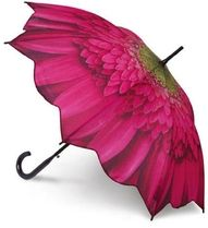 Love this Parasol Lace Umbrella, Folding Umbrella, Under My Umbrella, Vintage Umbrella, Gerbera Flower, Pink Gerbera, Fuchsia Flower, Cute Umbrellas, Umbrellas Parasols
