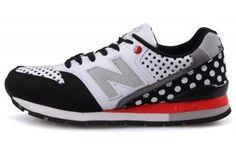 New Balance 996 Shoes Black White