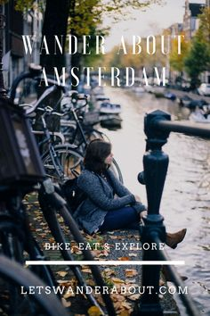 Wander About's Guide to Amsterdam