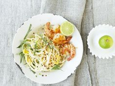 Pasta mit Garnelenschwänzen ist ein Rezept mit frischen Zutaten aus der Kategorie Garnelen. Probieren Sie dieses und weitere Rezepte von EAT SMARTER!