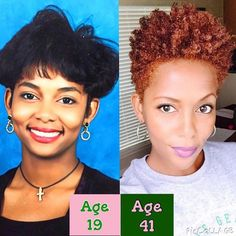 Naturel Hair Care : Hair Steamers for Natural Hair - The Secret Is Out! Black Power, Short Natural Styles, Short Styles, Tapered Natural Hair, Natural Curls, Tapered Twa, Tapered Sides, Natural Beauty, Natural Hair Inspiration