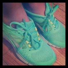 Love my new Nike shoes