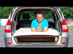 This is the conversion I've made to go camping with our Renault Scenic II. I made the video just to show the conversion from car to camper and the features i... --- I love all of the storage compartments in this build. I think its such a good use of space.