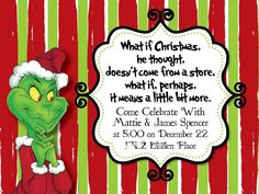 Grinch+Christmas+Party+Invitations