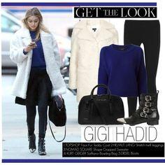 Get The Look-Gigi Hadid