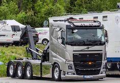 Big Rig Trucks, Semi Trucks, Lifted Trucks, Cab Over, Volvo Trucks, Custom Trucks, Vehicles, Café Racers, Interior Ideas