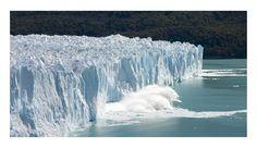 ***Ice Falls*** - El Calafate, Santa Cruz