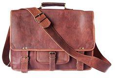 f16167ea50d 7 Best Simple handmade leather messenger office laptop bag images ...