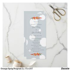 Pick your perfect Modern wedding program with Zazzle. Modern Wedding Program, Wedding Ceremony Programs, Program Design, Chic Wedding, Vows, Programming, Create Yourself, Presentation, Place Card Holders