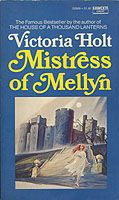 This book was the reason I read all the Victoria Holt books in high school.  Although she wrote under 2 other names, I never did branch out.