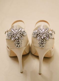 d65dd9f812ca Featured Photographer  Kim+Phil Photography  Wedding shoes idea. Bridal  Shoes