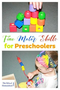 Fine motor skills for preschoolers is so much more than just play. It is a great repetitive practice for pre-writing skills, for developing finger dexterity, eye-hand coordination and even for the ability to operate everyday tasks (now and for the rest of