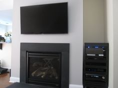SAMM Sound can seamlessly design and install all the electronics your home requires. From electronic fireplaces to wire racks for storing cable boxes and Blu-Day players in an organized manner, we do it all.