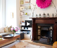 Tour an eclectic, kid-friendly home.