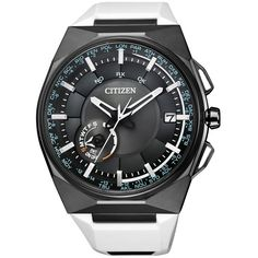 CITIZEN Modern design Citizen watch with Super Titanium case and bracelet f620eb2400