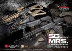 ICS SIG MRS Series at Firesupport
