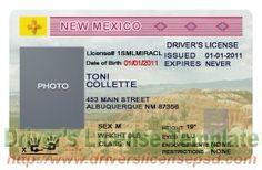 Louisiana drivers license psd la drivers license psd drivers template new mexico drivers license file photoshop psd pronofoot35fo Gallery
