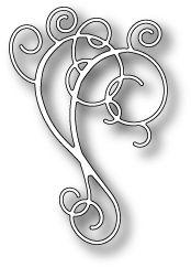 Memory Box Elegant Scrollwork - Craft Dies